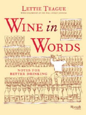 Wine in Words by Lettie Teague