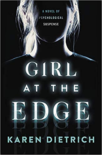 Girl at the Edge by Karen Dietrich