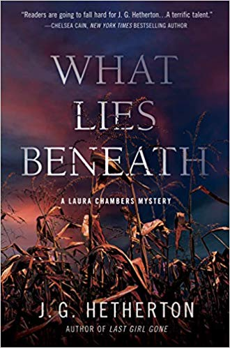 What Lies Beneath by J.G. Hetherton